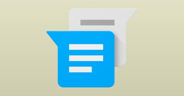 Googles nya SMS-app Messenger nu i Play Store