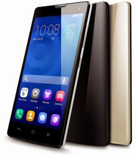 Huawei presenterar Honor 3C: HD-upplösning för 1300 kronor