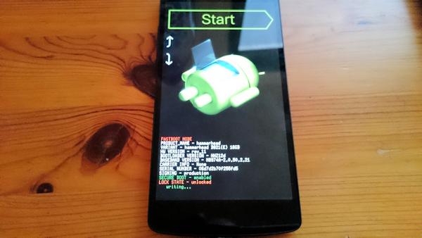 Nu finns Android 5.0.1 för Nexus 5 som fabriksavbild