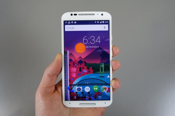 Motorola har redan skickat ut betaversion av Android 5.0 för Moto X 2014