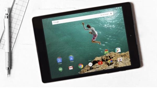 Nexus 9 uppdateras och finns nu även i lager hos svenska återförsäljare