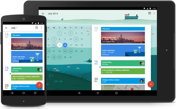 Vad tycker du om Androids nya kalenderapp?
