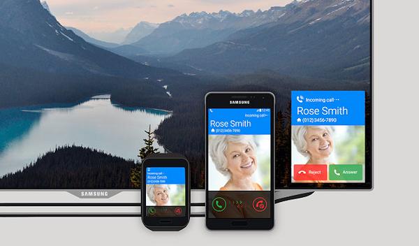 Samsung introducerar kontinuitetslösningen Flow