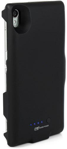 Mugen släpper batterifodral med 3700mAh för Xperia Z3