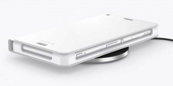 Sony-tillbehör ger Xperia Z3 trådlös laddning