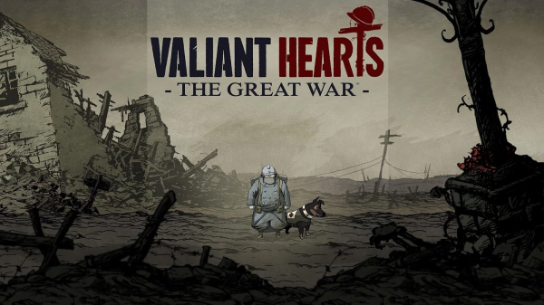 Konsolspelet Valiant Hearts: The Great War släpps för Android