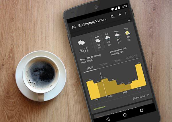 En rad Google-appar uppdateras i Play Store