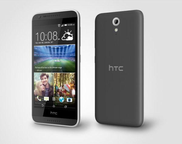 HTC introducerar Desire 620 med Snapdragon 410