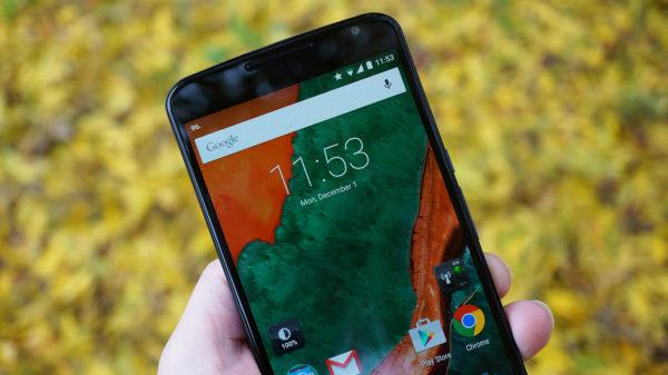 Vi testar Google Nexus 6