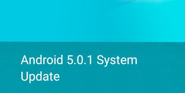 Android 5.0.1 kommer till Nexus 5 som OTA-uppdatering [Uppdaterad]