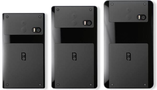 Finskt företag vill släppa modulära mobilen PuzzlePhone nästa år