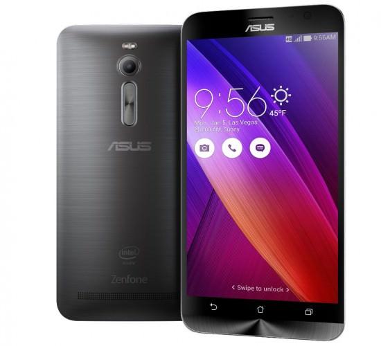 ASUS presenterar flaggskeppet ZenFone 2 – först ut med 4GB RAM