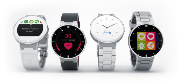 Alcatel One Touch Watch – smartklocka med rund urtavla och blygsam prislapp  [CES 2015]
