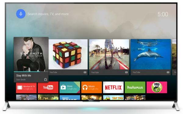 Android TV får genomslagskraft – kommer till många apparater i år