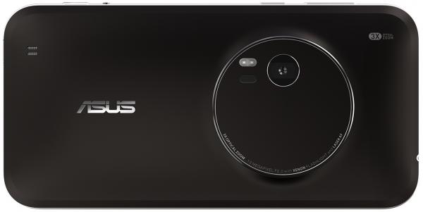 Asus ZenFone Zoom har 3x optisk zoom och laserautofokus