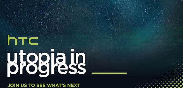 HTCs nästa toppmodell presenteras första mars