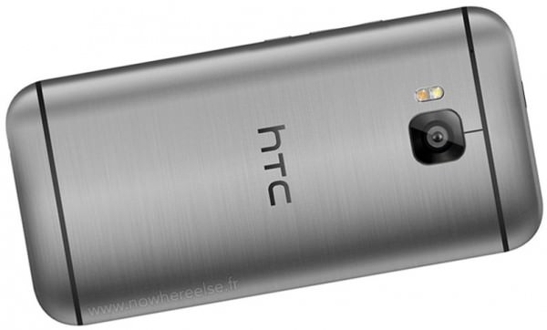 Första pressbilden på HTC One M9