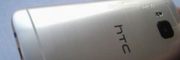 Första bilderna på HTCs nya flaggskepp One M9?