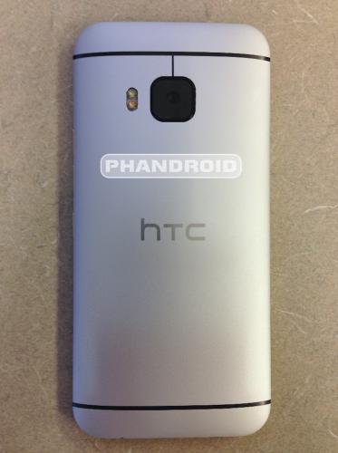 Senaste bilden på HTC One M9