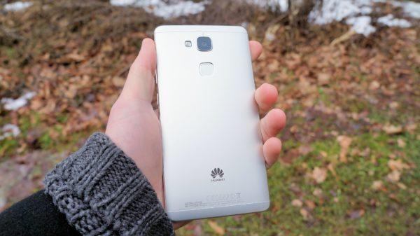 Nu finns Android 5.1.1 och EMUI 3.1 för Huawei Ascend Mate 7