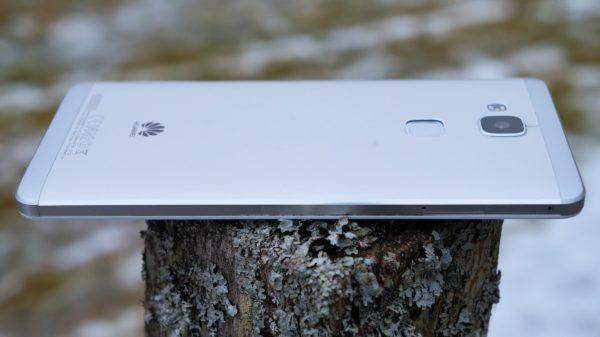 Vi testar slimmade bjässen Huawei Ascend Mate 7
