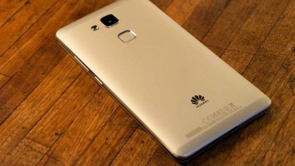 Indikation på att Huawei Ascend Mate 7 får Lollipop i maj