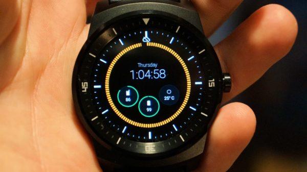 LG Display är störst på skärmar för smartklockor
