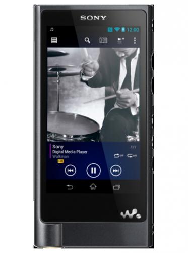 Sony Walkman NW-ZX2 – mediaspelare med 128GB minne och högupplöst ljud