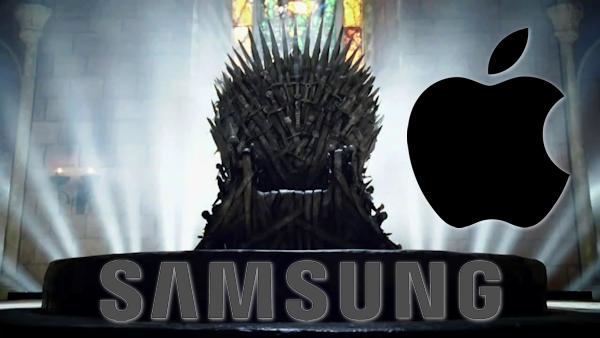 Strategy Analytics: Apple nu lika stor smartphonetillverkare som Samsung