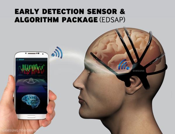 Samsung presenterar system som kan varna om slaganfall