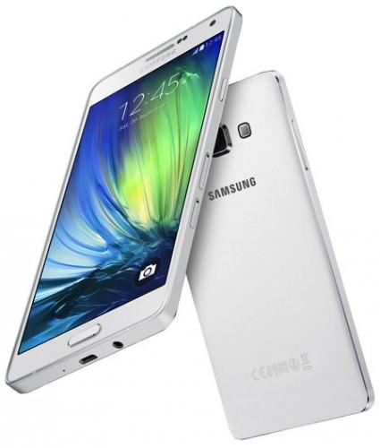 Samsung introducerar 5,5-tummaren Galaxy A7, är 6,3mm tunn