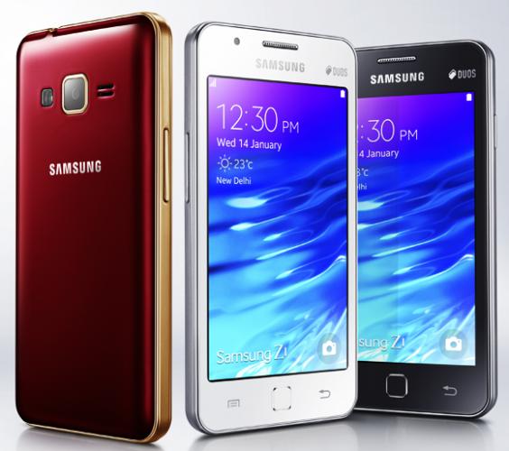 Reuters: Samsung kommer släppa fler Tizen-telefoner i år