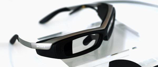Sony och APX Labs visar vad SmartEyeglass kan användas till