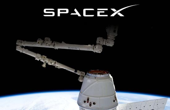 Google och Fidelity investerar 8,1 miljarder kronor i SpaceX