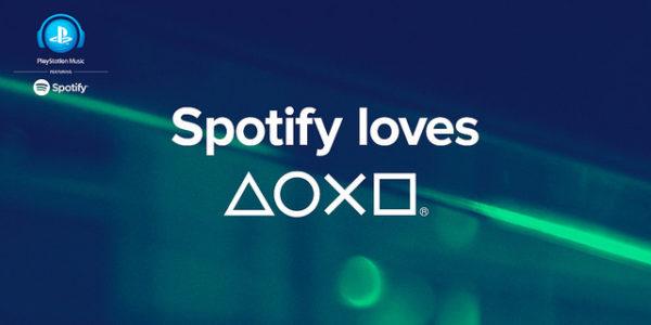 Spotify kommer till PlayStation Network och Xperia-enheter