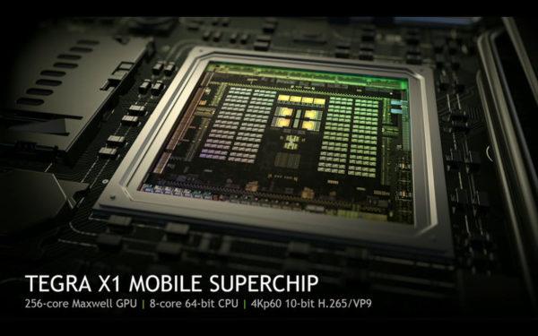 Nvidia presenterar Tegra X1 och Drive CX/PX