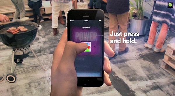 Spotify släpper Touch Preview för IOS – kommer snart till Android