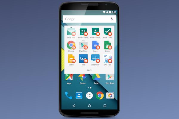 Android for Work ger nya funktioner till företag
