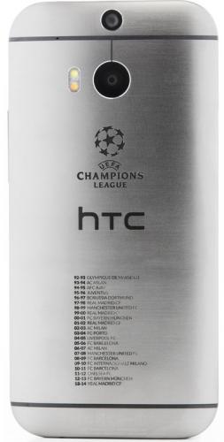 Specialvariant av HTC One M8 har Champions League-graveringar