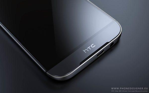 Lockande konceptbilder på HTC One M9