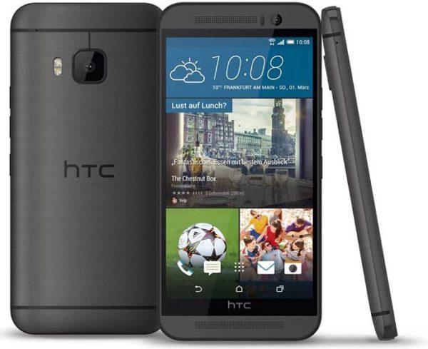 Hands on-video med HTC One M9 kvällen innan tillkännagivandet