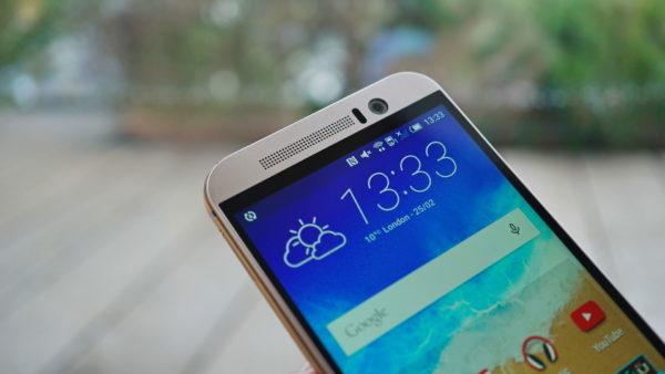 En första titt på HTC One M9