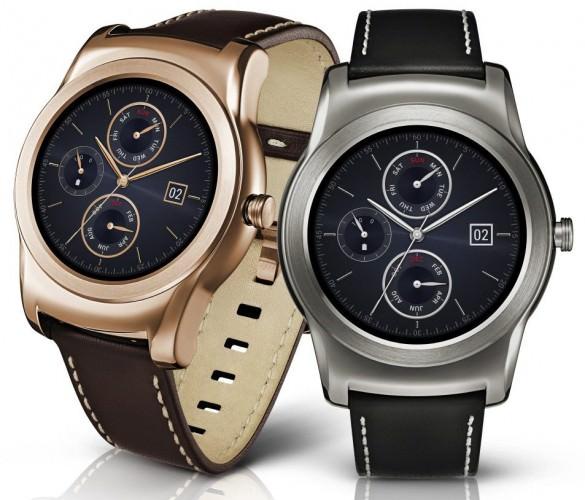 LG tillkännager runda Android Wear-klockan Watch Urbane