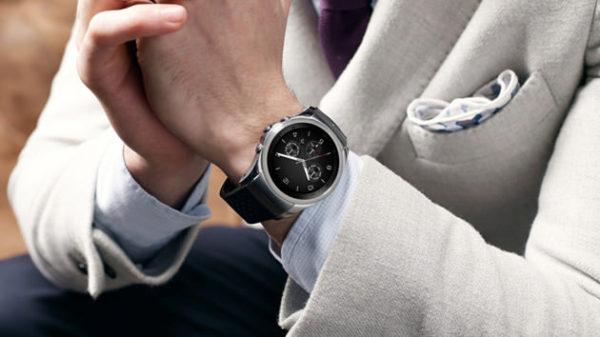 LG presenterar variant av Watch Urbane med LTE