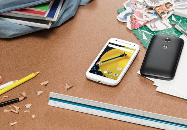 Motorola tillkännager ny Moto E med LTE och snabbare chipp