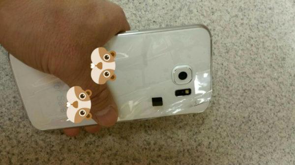 Skarpa bilder på prototyp av Samsung Galaxy S6