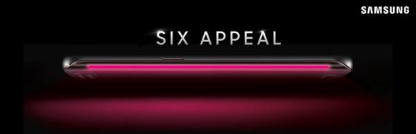 De här apparna  finns på Galaxy S6 från början