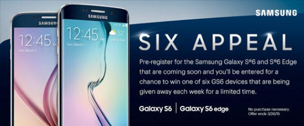Ny officiell bild på Galaxy S6 och Galaxy S6 Edge