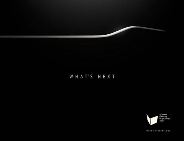 Samsung bjuder in till evenemang första mars