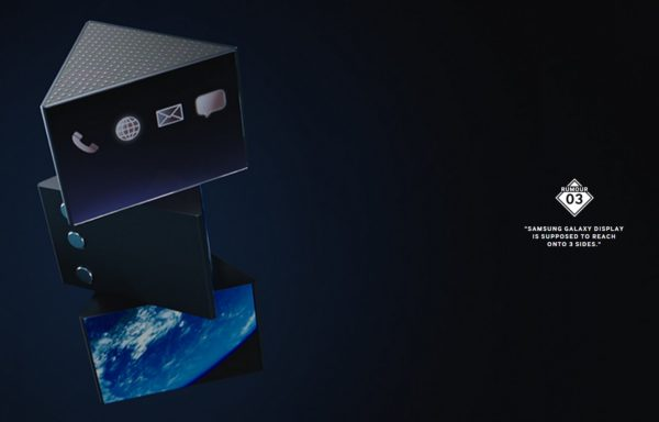 Samsung driver med ryktena kring Galaxy S6